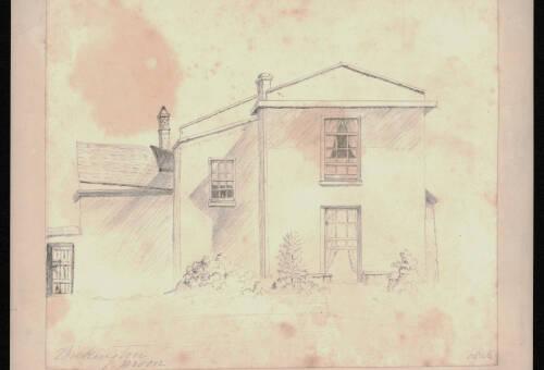 House in Bickington, 1846, Devon