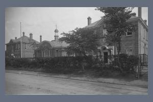 Nelson Hospital, Kingston Road