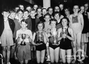 Merton and Morden Schools Annual Swimming Gala