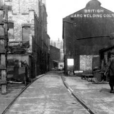 British Arc Welding Company Ltd