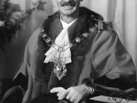 Alderman A H Bailey, Mayor 1944-45