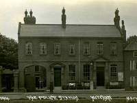 Police Station, Lower Green East, Mitcham