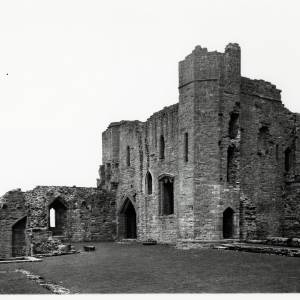 Goodrich Castle, internal