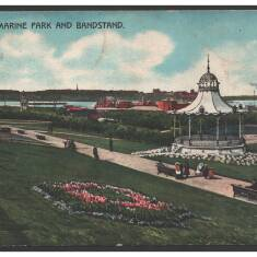 South Marine Park and Bandstand