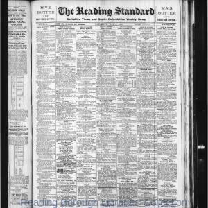 Reading Standard Etc 05-1920