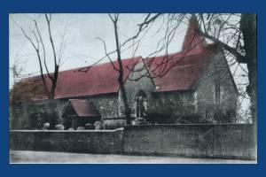 St. Mary's Parish Church, Merton