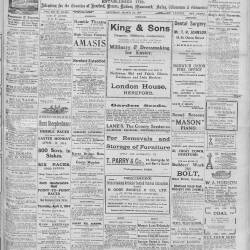 Hereford Journal - 28th March 1914