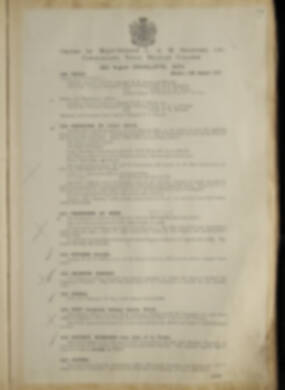 Routine Orders - June 1918 - April 1919 - Page 080
