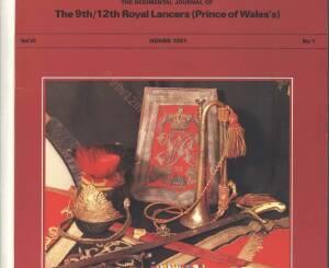 9th-12th Lancers, 1981