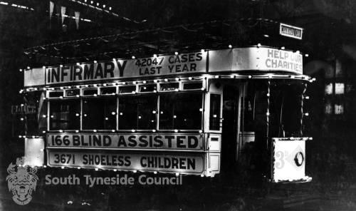 Carnival Tram