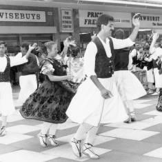 Folkmoot Festival Spanish Dance Troup