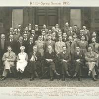 RIE Spring Session, 1936