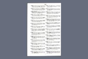 Probate Calendar - Ernest Jackson