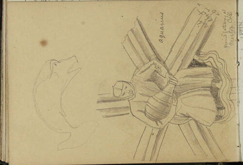 Page 35 of sketchbook 2