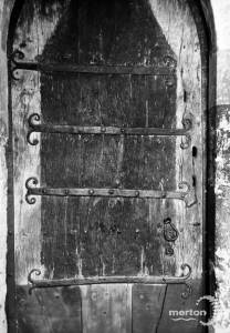 Merton Parish Church North door, Merton Park