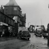 Bridge Road / Linacre road junction