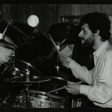 Jeff Green and Simon Morton (left to right)