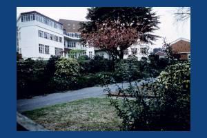 St. Teresa's Maternity Hospital, The Downs, Wimbledon