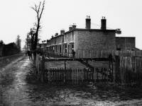 Brick houses: Location unknown