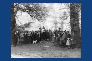 Morden Recreation Ground: Official opening by H.C. Rutter J.P.