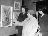 Art Exhibition at Vestry Hall, Mitcham