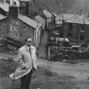 """106-2 - """"Gwynn Thomas - Welsh Author"""""""