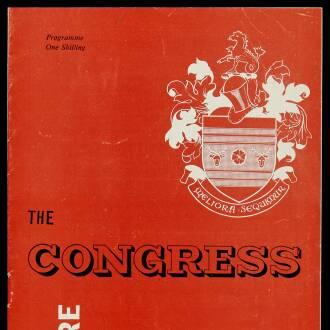 Congress Theatre, Eastbourne, December 1964 - January 1965 - P02
