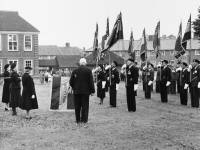 Dedication of the Women's Section British Legion Standard