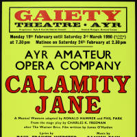 Calamity Jane - Ayr Amateur Opera Company