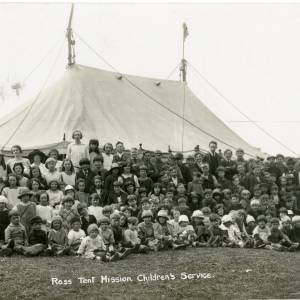 RGE002 - Ross Tent Mission Children's Service, 1910.jpg