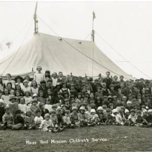 Joy's Green 1926: Ross Tent Mission, September 2 1926