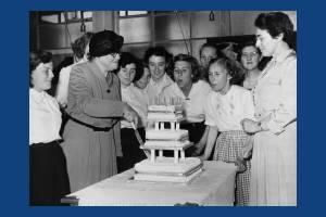 Glastonbury School, Morden : 21st anniversary celebrations