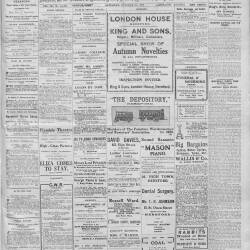 Hereford Journal - 24th October 1914