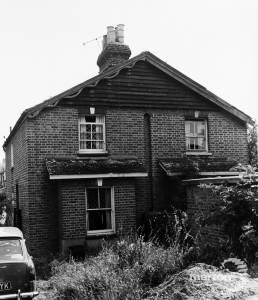 Blue House Cottages, West Barnes Lane: No's.1 and 2