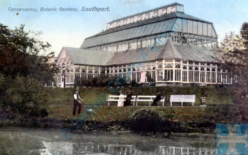 Botanic Gardens Conservatory