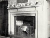 Eagle House: Period fireplace