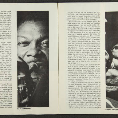 Duke Ellington Orchestra British Tour – February 1964 004