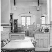 Carnegie Library, Reading Room, College Road Crosby