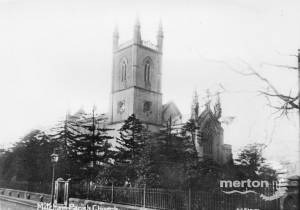 Mitcham Parish Church