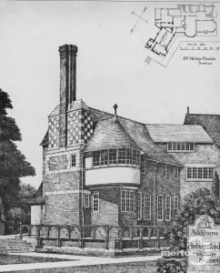 Bishopsford House, Mitcham