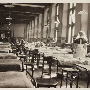 Album 5 - Newcastle and First Northern General Hospital