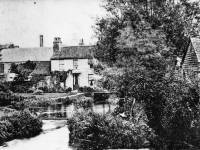 Fisheries Cottages with Glover's Snuff Mill