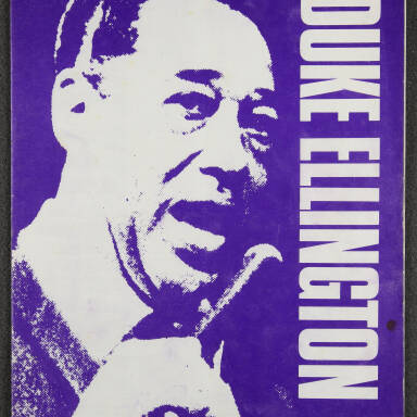 Duke Ellington Orchestra British Tour – 1965
