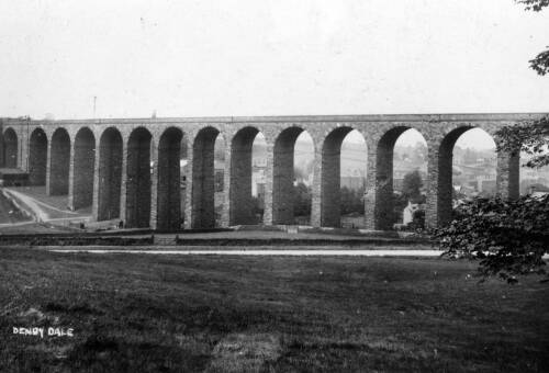 051 Denby Dale viaduct & Barnsley Road