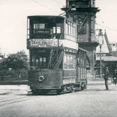South Shields Corporation Tramways car no. 21