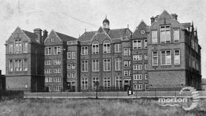 Priory School, Queens Road, Wimbledon
