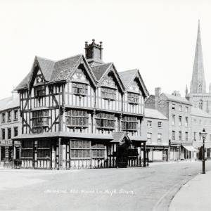 High Town, Hereford
