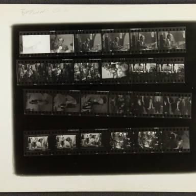 Butlins Jazz Weekend 1956 Contact sheet 004
