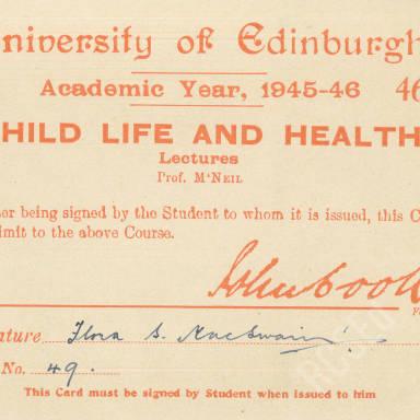Child Life & Health