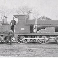 Unidentified locomotive (AEC/12/1)